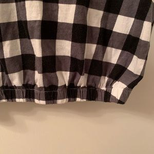Forever 21 Tops - Forever 21 plaid tank top NWOT